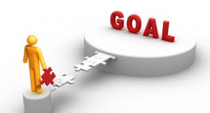 Devoting time to goal setting within a coaching conversation