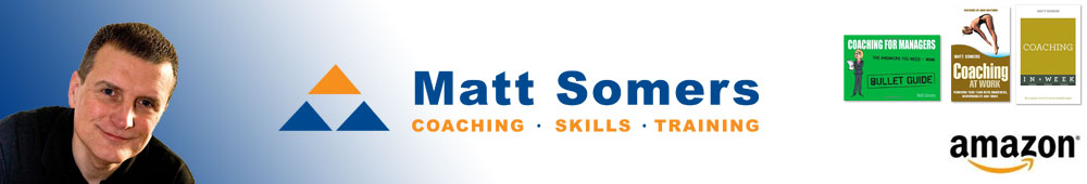 Matt Somers - Coaching Skills Training
