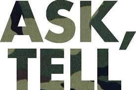 Ask, don't tell