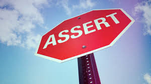 Coaching a team through 'Assertion'
